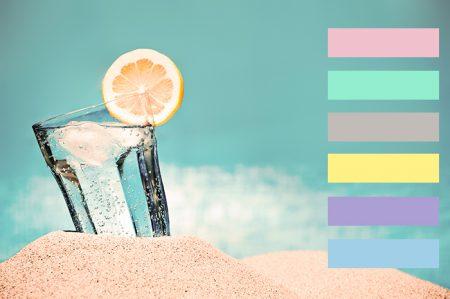 zomerkleuren